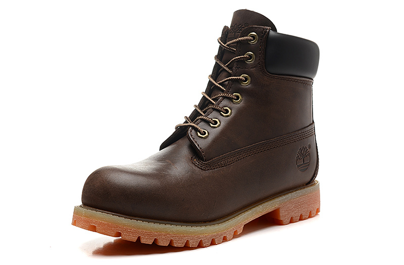 timberland homme cuire