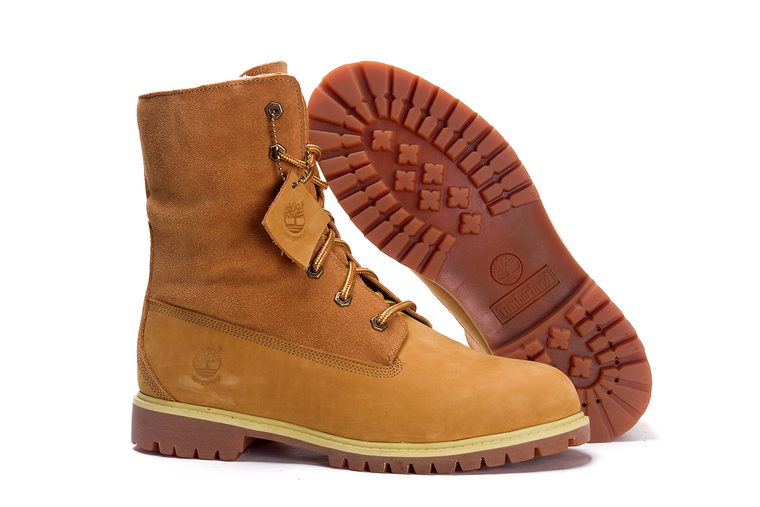 timberland homme courir