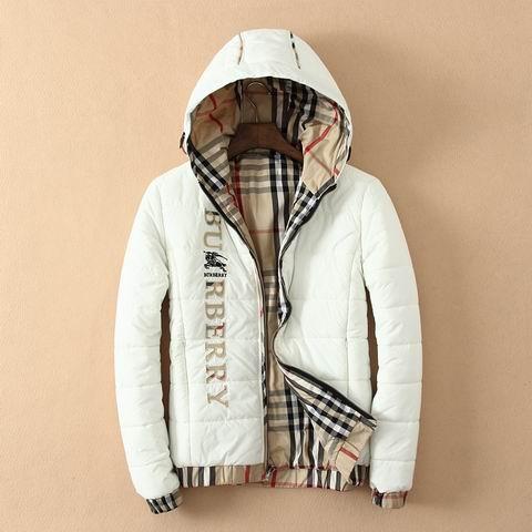 Manteau doudoune femme burberry