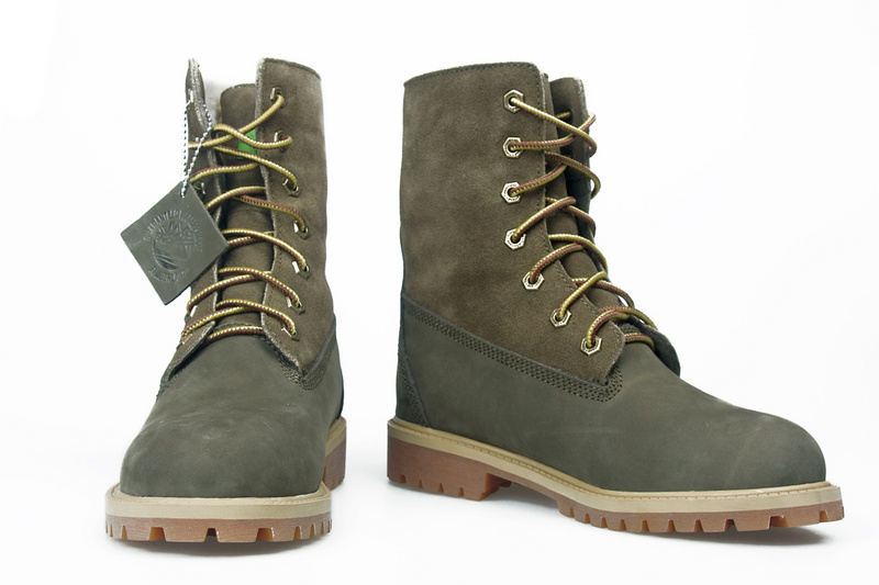 timberland fille montante