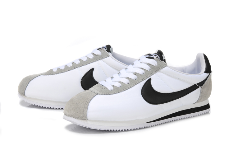 Nike Noir Hommes Cher Homme Cortez Blanc Pas Soldes nike Et chaussures b7gyvfY6I